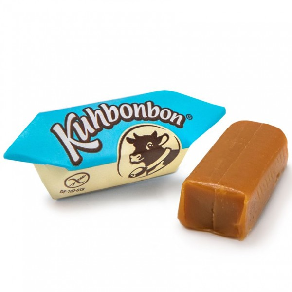 Kuhbonbon Laktosefrei - Weiche Karamellbonbons ohne Laktose