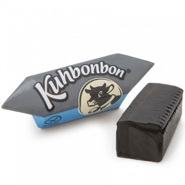 Kuhbonbon Lakritz - unser schwarzes Weichkaramell