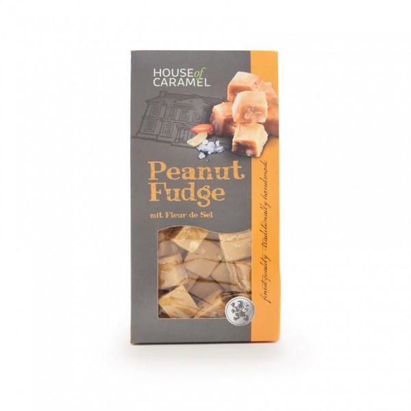 HoC Peanut Fudge 120g