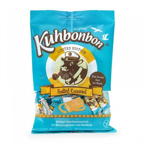 Kuhbonbon Salted Caramel - richtig leckere salzige Karamellbonbons