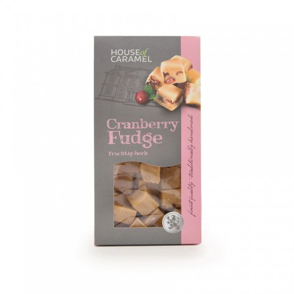 HoC Cranberry Fudge