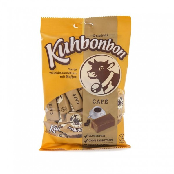165g Kuhbonbon Coffee - delicious soft caramel candy