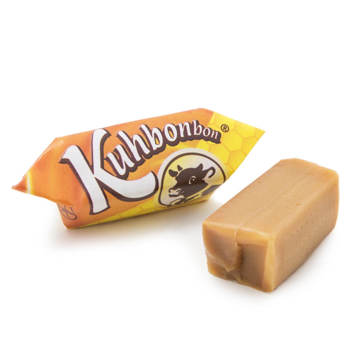 kuhbonbon milch honig 1000g weiche karamellbonbons kuhbonbon online shop. Black Bedroom Furniture Sets. Home Design Ideas