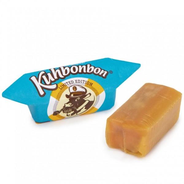 2 salzige Karamellbonbons von Kuhbonbon