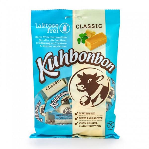 Kuhbonbon Lactosefree - soft caramel candy without milk sugar